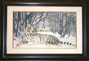 Hổ tuyết - AN-045