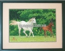 Đôi ngựa 2 - AN-050