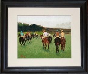 Ngựa đua 2 - AN-040