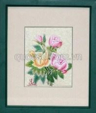 Hoa hồng không bướm - FL-043b