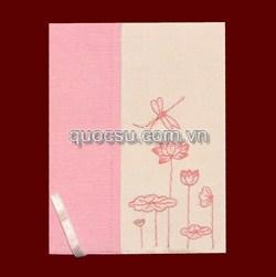 Bọc sách hoa A6-3.4