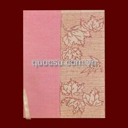 Bọc sách hoa A6-5.2