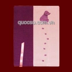 Bọc sách con giống - chó 3
