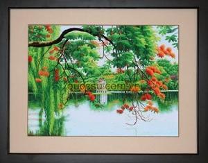 Hồ Gươm tháng 5 - VN-034c