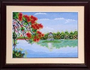 Hồ Gươm phượng - ĐL-036a