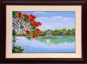 Hồ Gươm phượng - ĐL-036b