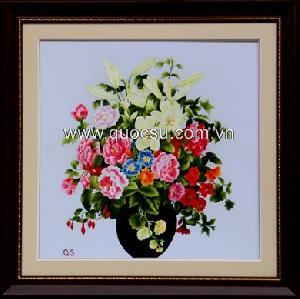 Bình hoa loa kèn - QS.r-117